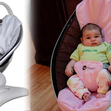 4Moms Mamaroo Review A Modern Baby Equipment Selection