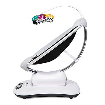 4moms mamaRoo 4 Bluetooth Baby Swing