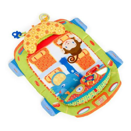 Bright Starts Play Mat, Tummy Cruiser