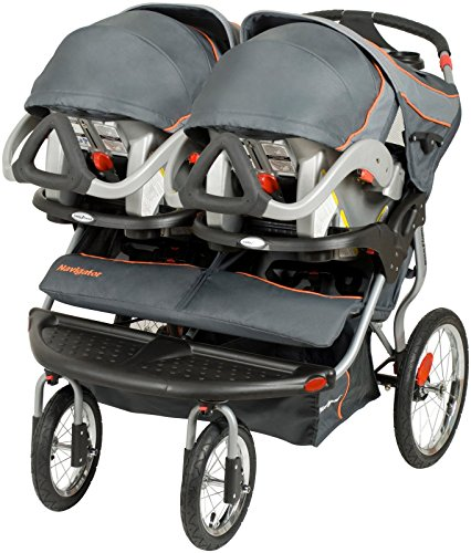 Baby Trend Navigator Double Jogging Strolle