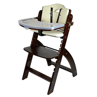 Abbie Beyond Wooden High Chair