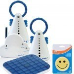 AngelCare baby monitor AC-201 2P