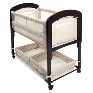 Arm's Reach Concepts Cambria Co-Sleeper Bassinet