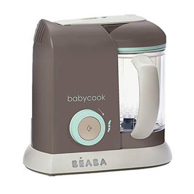 BEABA Babycook Steam Cooker and Blender