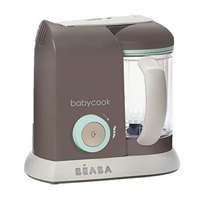 BEABA Babycook Steam Cooker and Blender