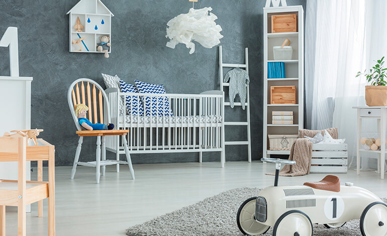 Baby Boy Nursery Essentials
