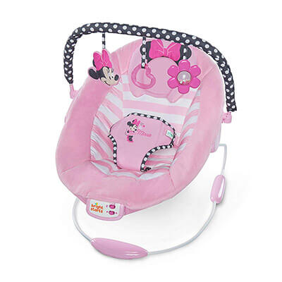 Disney Minnie Mouse Baby Bouncer