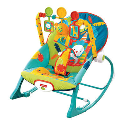 Fisher-Price Circus Celebration Rocker