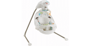 latest Fisher-Price Cradle 'n Swing with AC Adapter