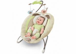high quality fisher-price dilux bouncer