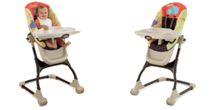 best quality Fisher-Price Luv U Zoo EZ Clean High Chair in 2015
