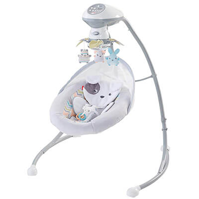 Fisher-Price Sweet Snugapuppy Dreams Swing