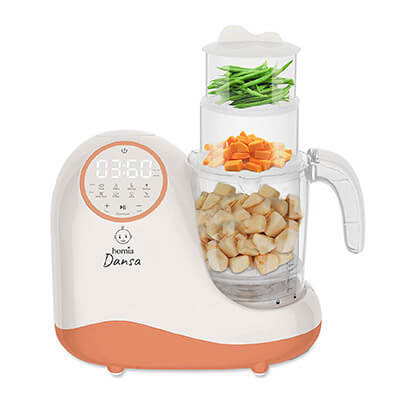 Homia 8-in-1 Baby Food Maker
