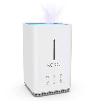 Koios Ultrasonic Cool Mist Humidifier