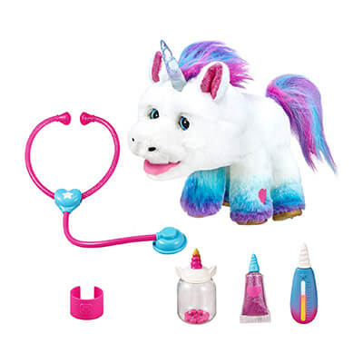 Little Live Pets Unicorn Vet Set