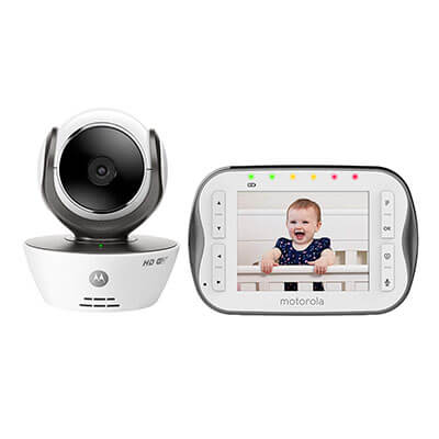 Motorola MBP843CONNECT Digital Video Baby Monitor