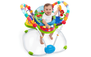 Baby Einstein Musical Motion Activity Jumper 2015