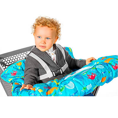 Shopping Cart Covers for Baby