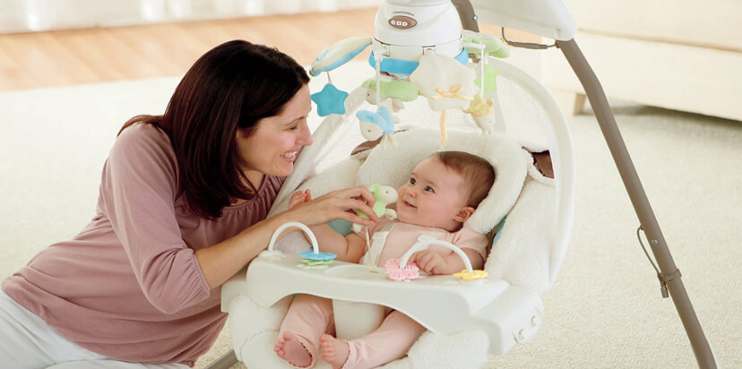 high quality Snugabunny Cradle 'N Swing 2015 reviews