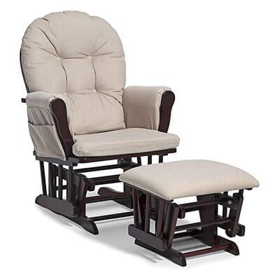 Storkcraft Hoop Glider Rocking Chair