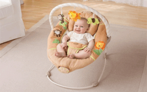 low cost Summer Infant Sweet Comfort Musical Bouncer