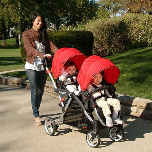Twins Strollers and Decisions