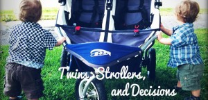 Twins Strollers and Decisions(3)