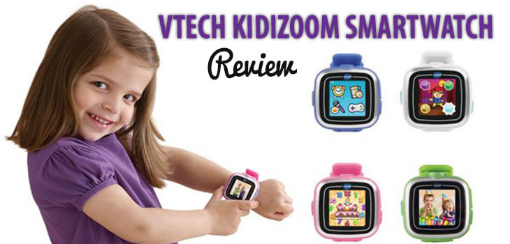 VTech Kidizoom SmartWatch Review1
