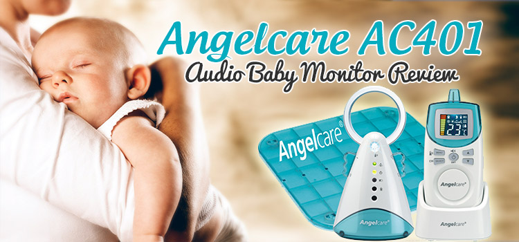 angelcare ac401 audio baby monitor review