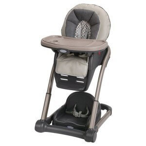 Baby Highchair: Graco Blossom 4-in-1 Seating System