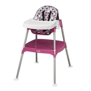 Baby Highchairs: Graco Blossom 4-in-1 Seating System
