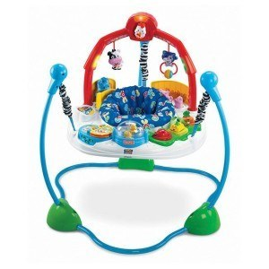 Baby Jumpers: Fisher-Price Luv U Zoo Jumperoo