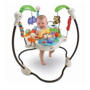 Baby Jumper: Fisher-Price Luv U Zoo Jumperoo