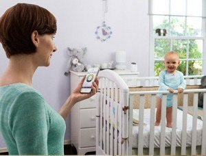 Baby video monitor iPhone