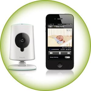 baby monitor smartphone app