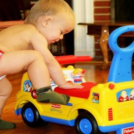 Riding Toys: What Parents of Toddlers Need to Know