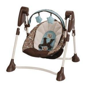 Baby Swings: Graco Bumper Jumper, Little Jungle