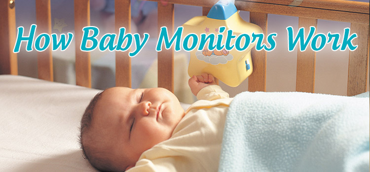 How baby monitor work