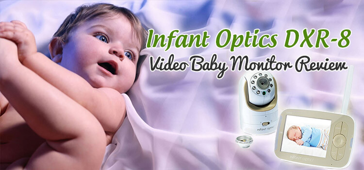 infant optics dxr 8 baby monitor1