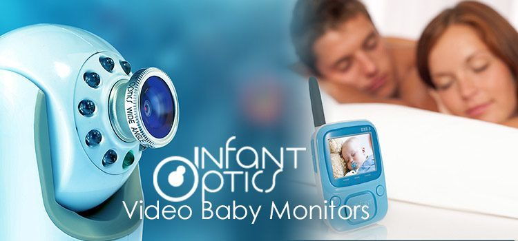 Infant Optics video baby monitors