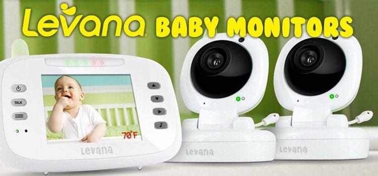 Levana baby monitrs