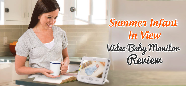 summer infant in view baby monitor review