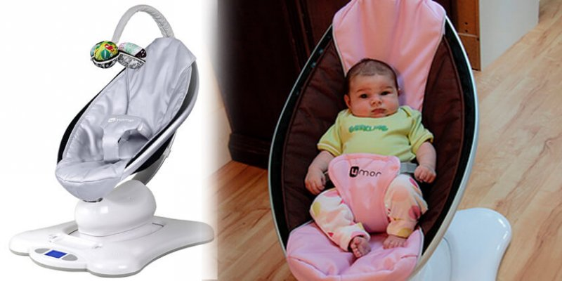 4Moms Mamaroo Review A Modern Baby Bouncer Selection